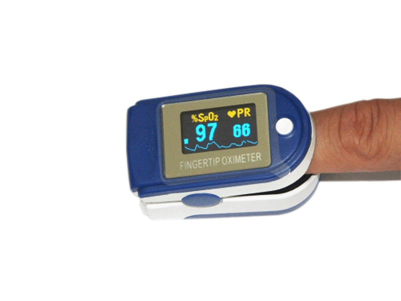 data harvest Pulse Oximeter