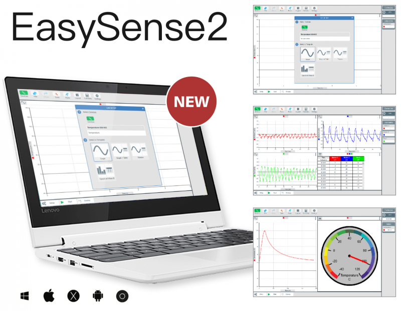 data harvest easysense 2 software