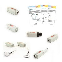 Physics (14-18) Light Sound & Pressure Sensor Pack