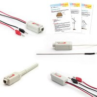 Physics (14-18) Electricity & Heat Sensor Pack